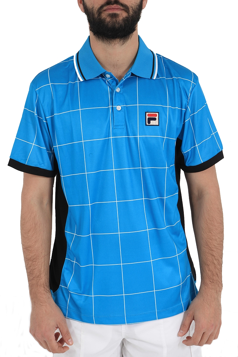Μπλούζα Polo Fila Polo AS11TLM284