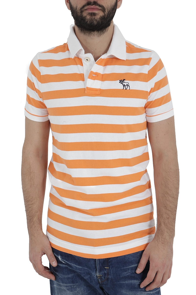 Μπλούζα Polo Abercrombie & Fitch 121-224-0073-070