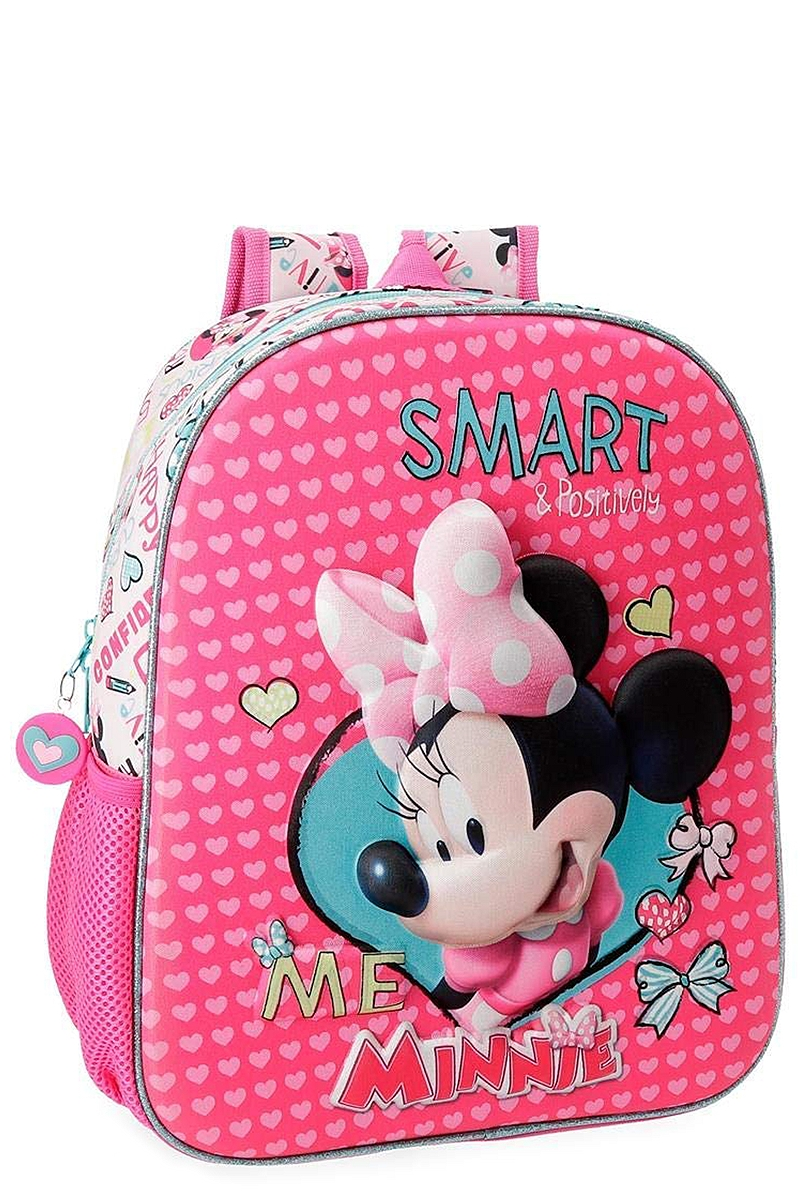 144db10850 Σχολική Τσάντα Disney Minnie Strawberry Jam 8435306290114. 27.00 € στο Z  mall. Σχολική Τσάντα Disney Minnie Happy Helpers 2232261