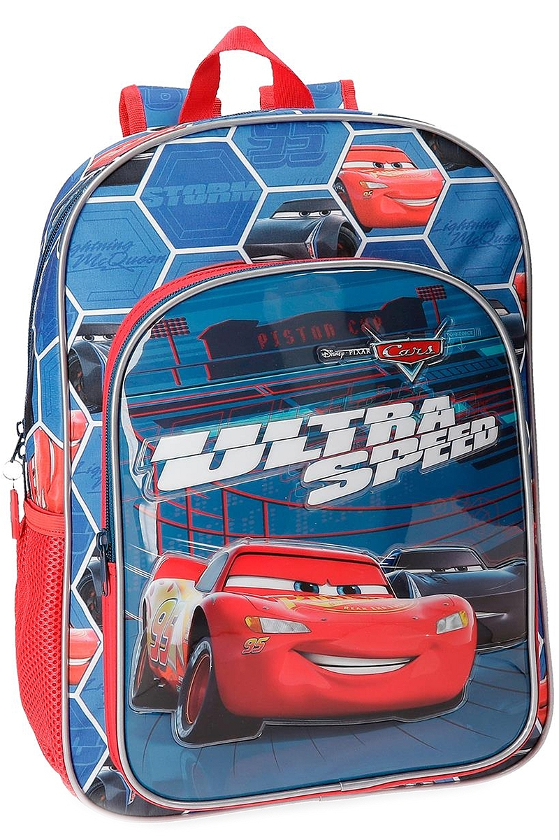 Σχολική Τσάντα Disney Cars Ultra Speed 2282361-UNIQUE
