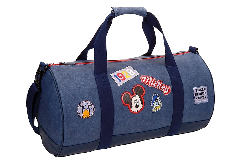 4d6b0c53c9a Ταξιδιωτικός Σάκος Disney Mickey Parches 50 x 27 x 27 cm 3013561