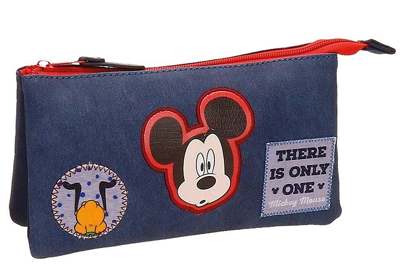 Κασετίνα Disney Mickey Parches 8435465026494-UNIQUE