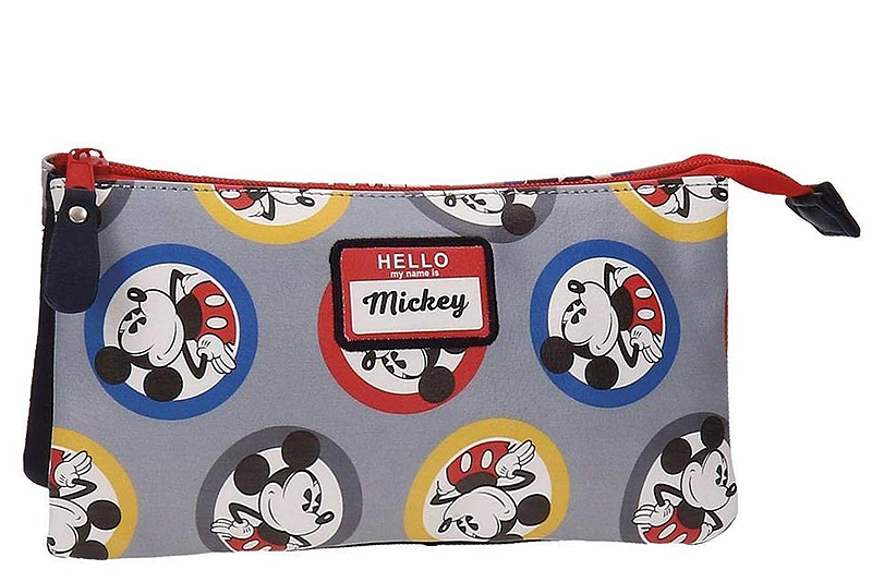 Κασετίνα Disney Mickey Circles 8435465026418-UNIQUE