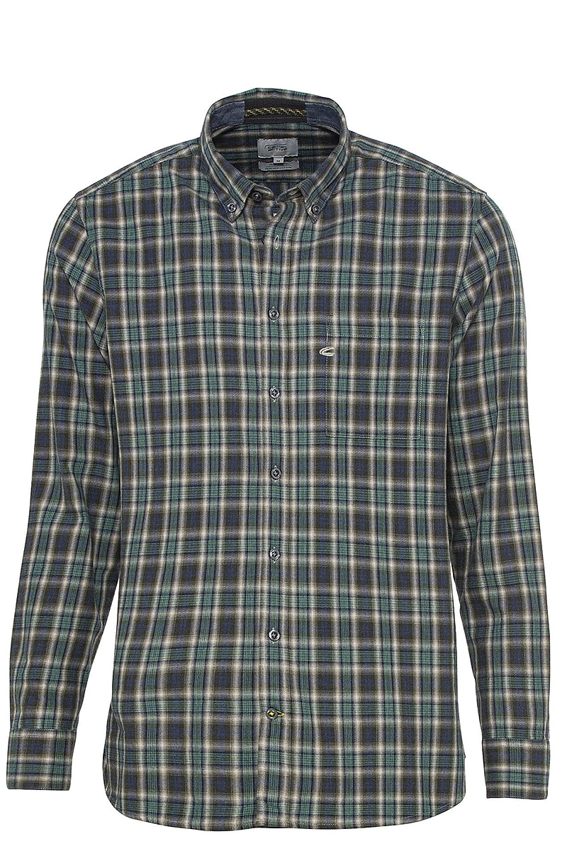 Camel Active M M Light Flanell Check C91-409125-4S25-37