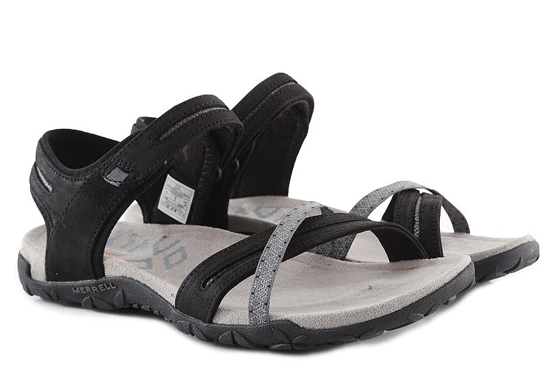 Μοκασίνια Merrell Tetran Cross II J55306-BLACK