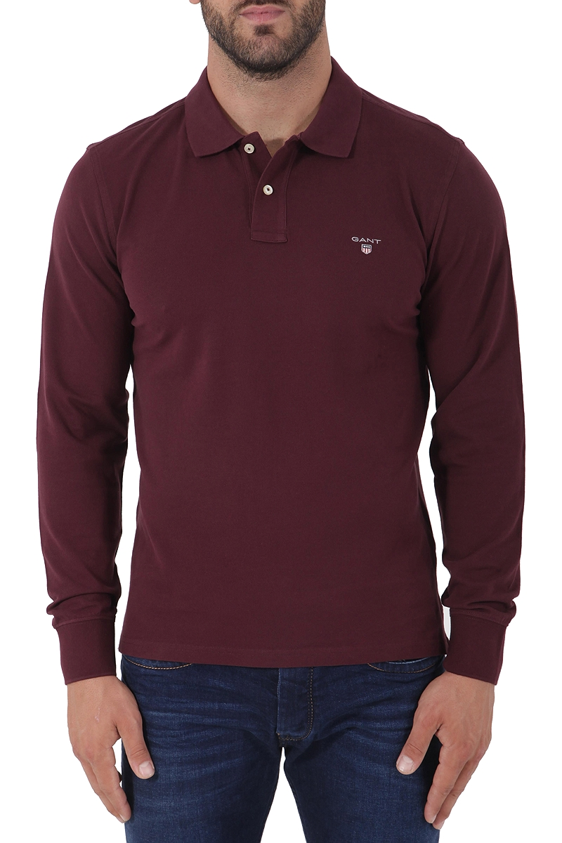 16b8f8bade95 Μπλούζα Polo Gant The Original Pique 5201