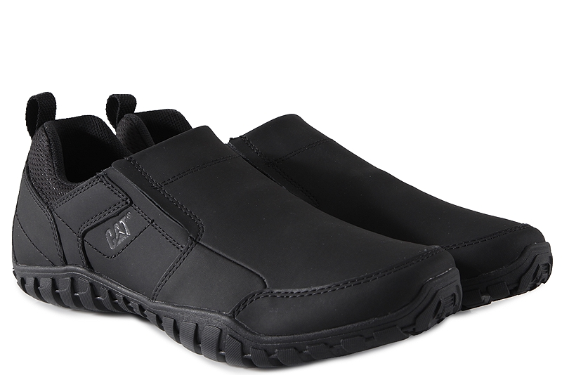 Slip On Cat Opine P722312-BLACK
