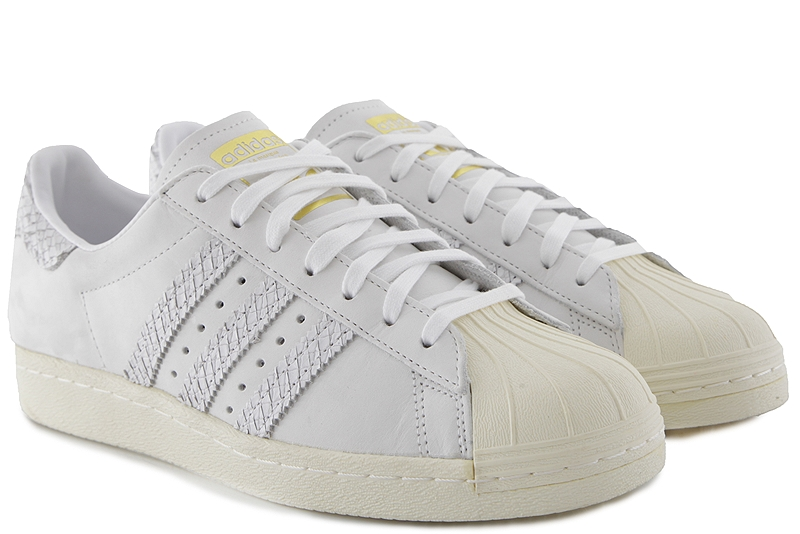 Sneaker adidas originals Superstar 80s BY9075-SUPCOL-CWHITE