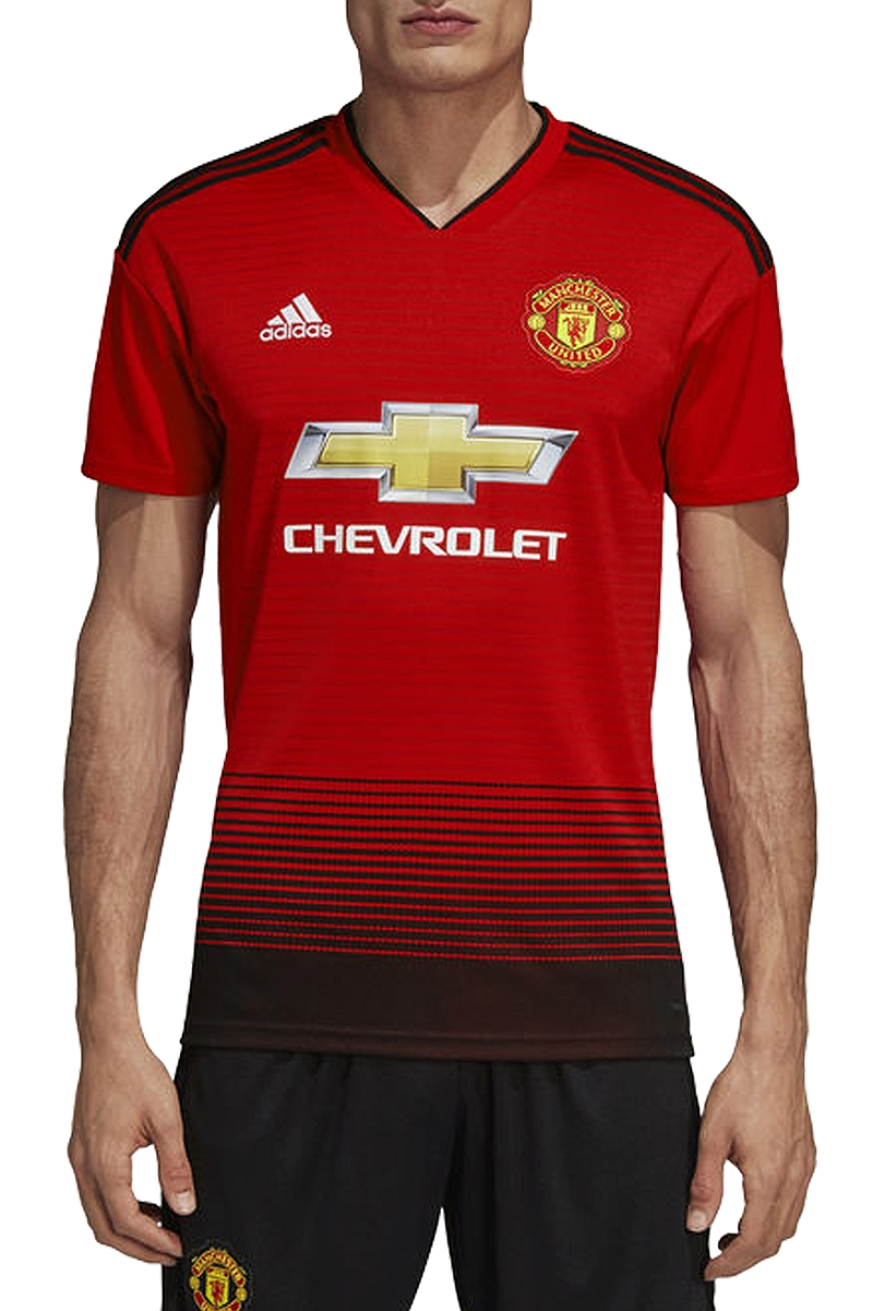 adidas Manchester United Home Replica CG0040-REAL-RED