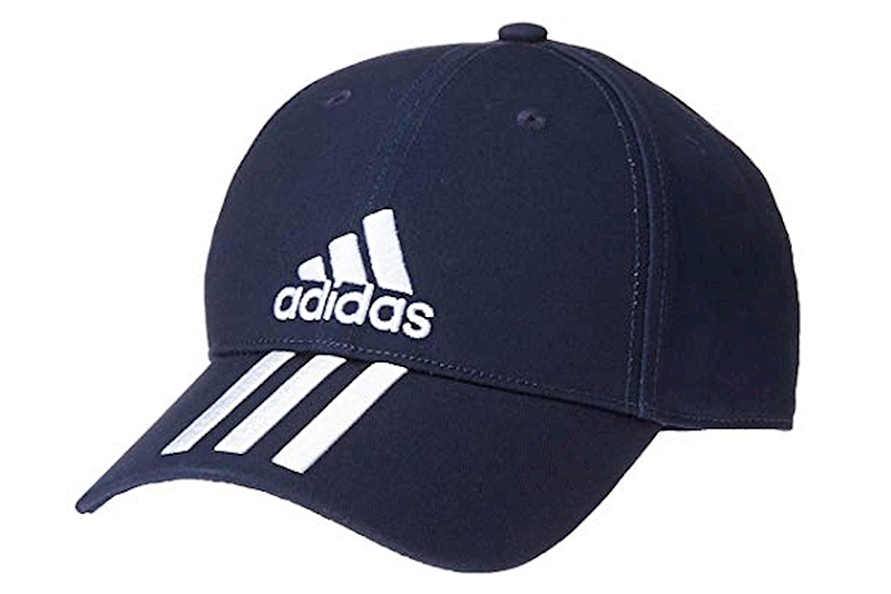Καπέλο adidas Six Panel Classic 3-Stripes DU0198-LEGINK-WHITE-WHITE