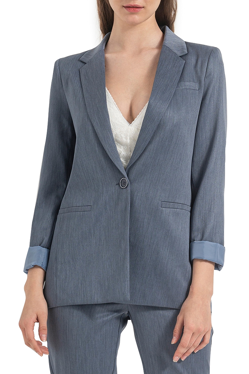 Σακάκι Attrattivo Blazer 91004603-BLUE