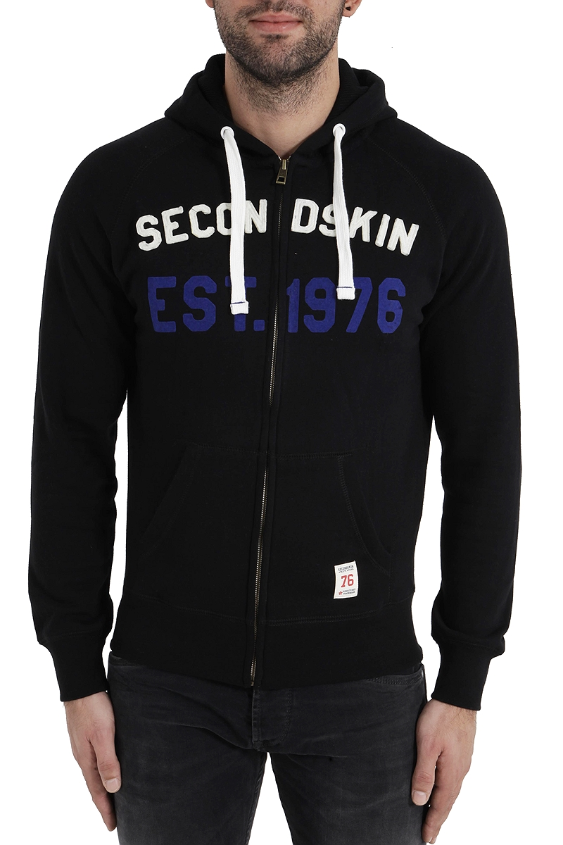 Ζακέτα 2nd Skin Sweat SSM312-6216