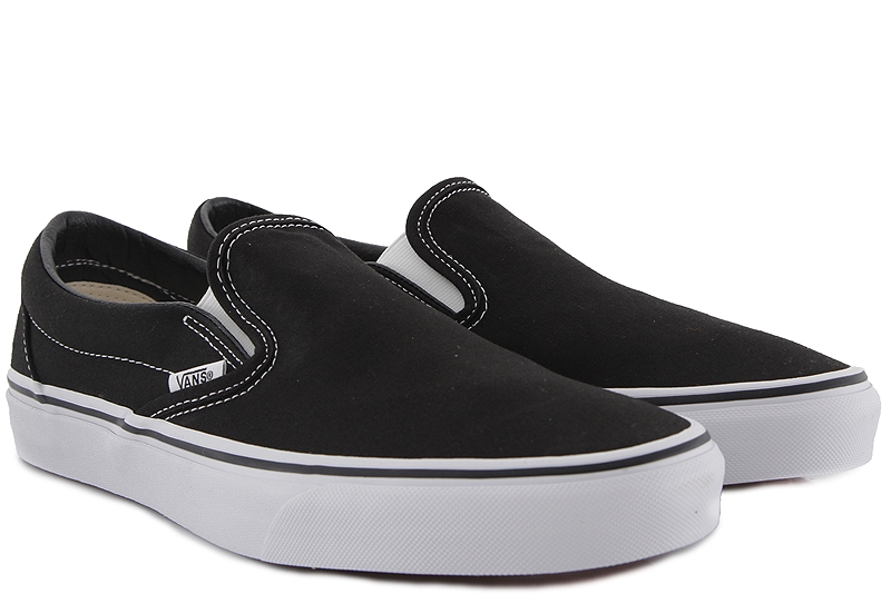 Slip On Vans Classic VN000EYEBLK-Black