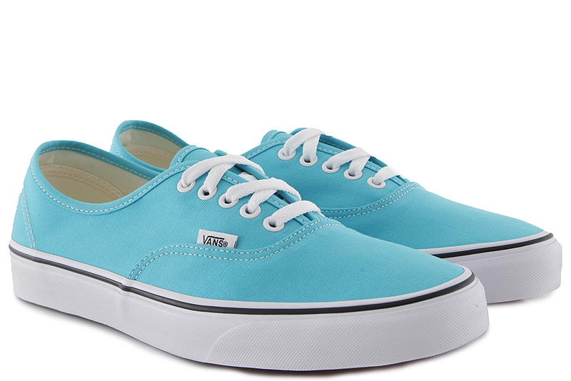 Sneaker Vans Authentic VN0A38EM0P51-scuba-blue-true-white