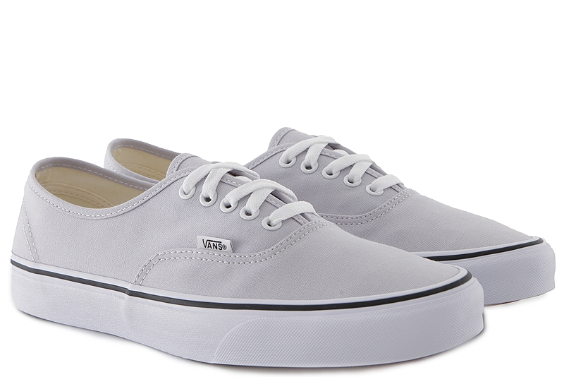 Sneaker Vans Authentic (Color Theory) VN0A38EMUKX1-GRAY-DAWN-TRUE-WHITE
