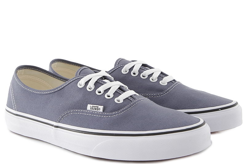 Sneaker Vans Authentic (Color Theory) VN0A38EMUKY1-GRISAILLE-TRUE-WHITE