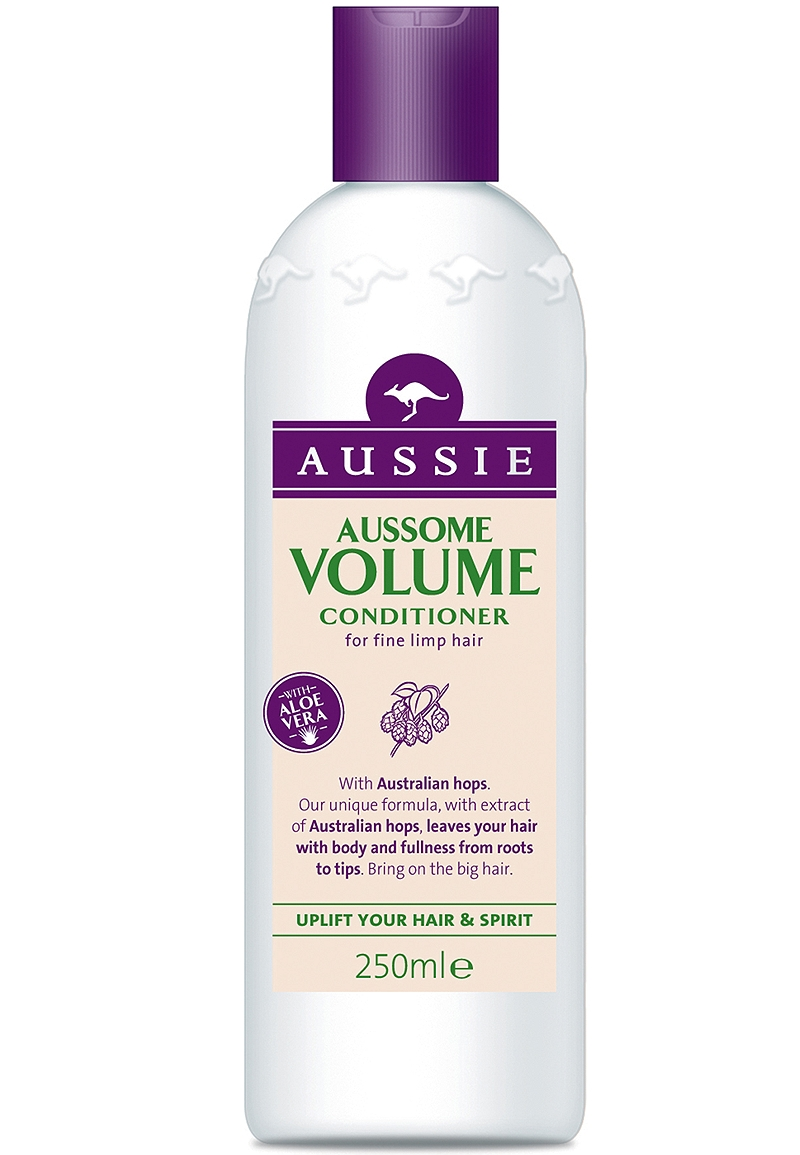 Conditioner Aussie Aussome Volume 250ml 5410076390687