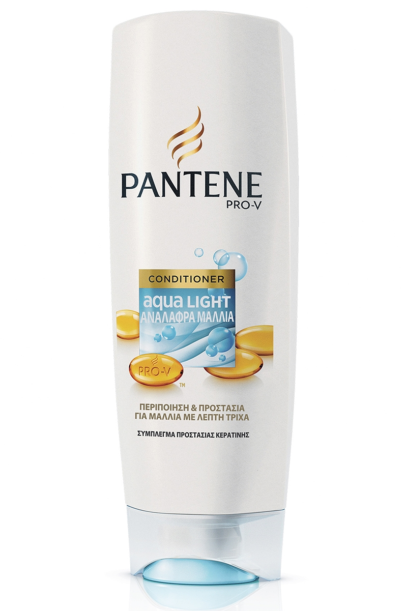 Conditioner Pantene Pro-V Aqua Light Ανάλαφρα Μαλλιά 270ml 4084500929289