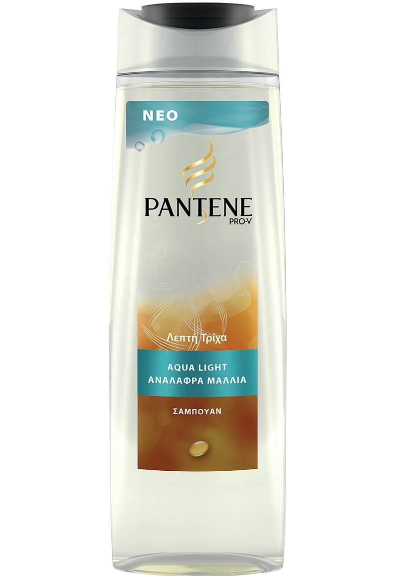 Pantene Aqua Light 400ml 4015600528041