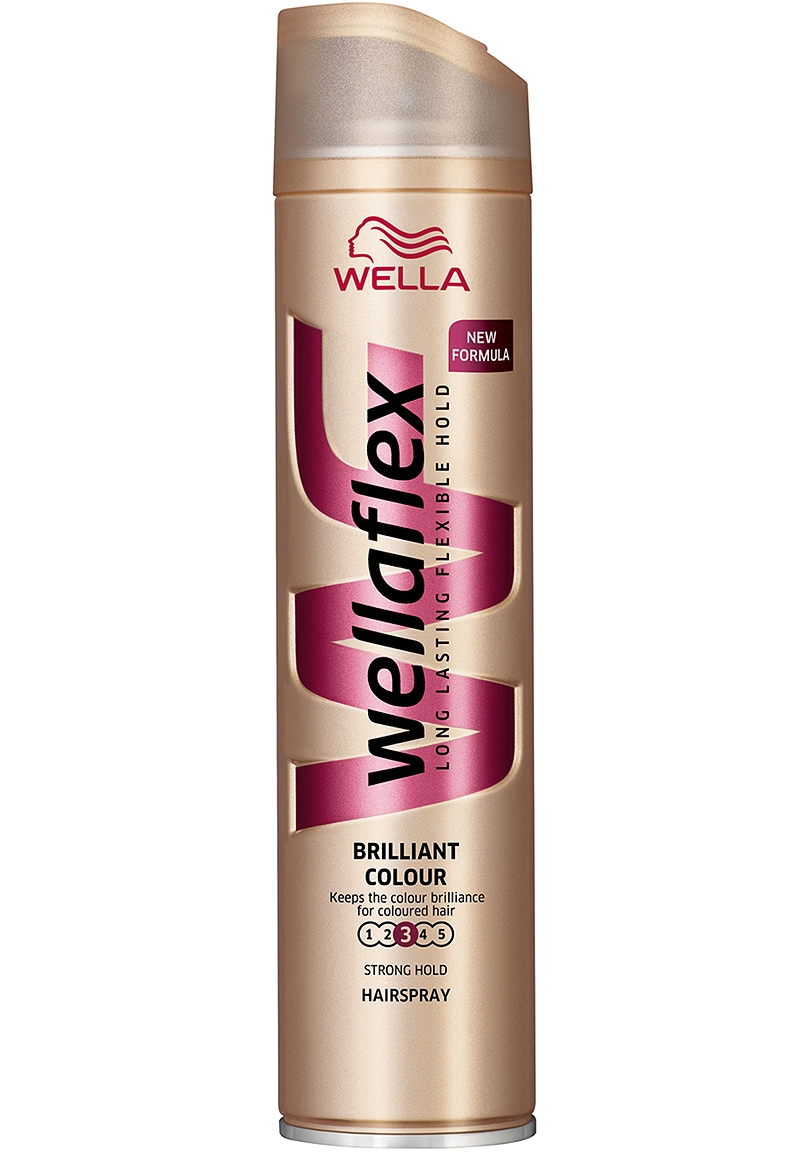 Spray Wellaflex Βαμμένα 250ml 5202300014519