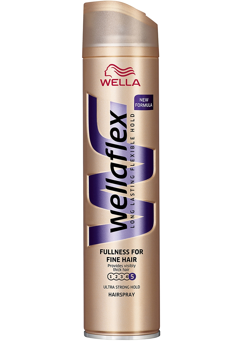 Spray Wellaflex Πυκνά 250ml 4056800912452