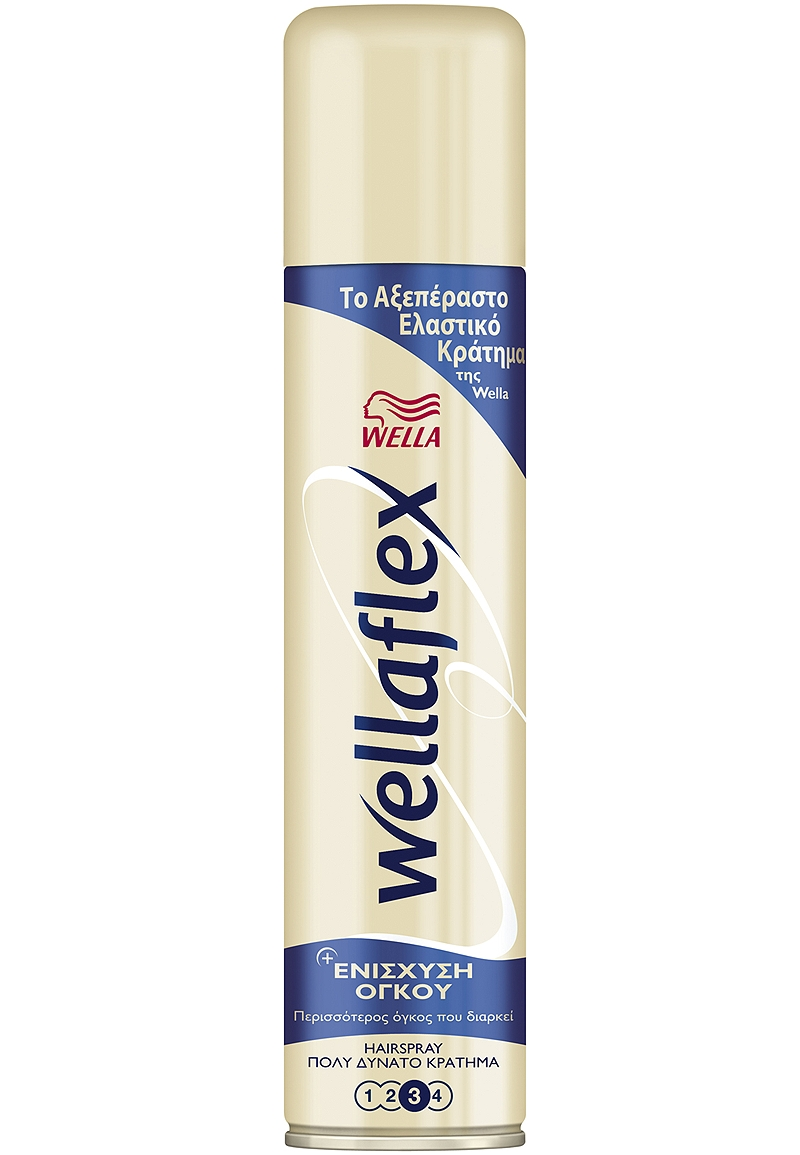 Spray Wellaflex Extra Όγκος 400 ml 4056800706266