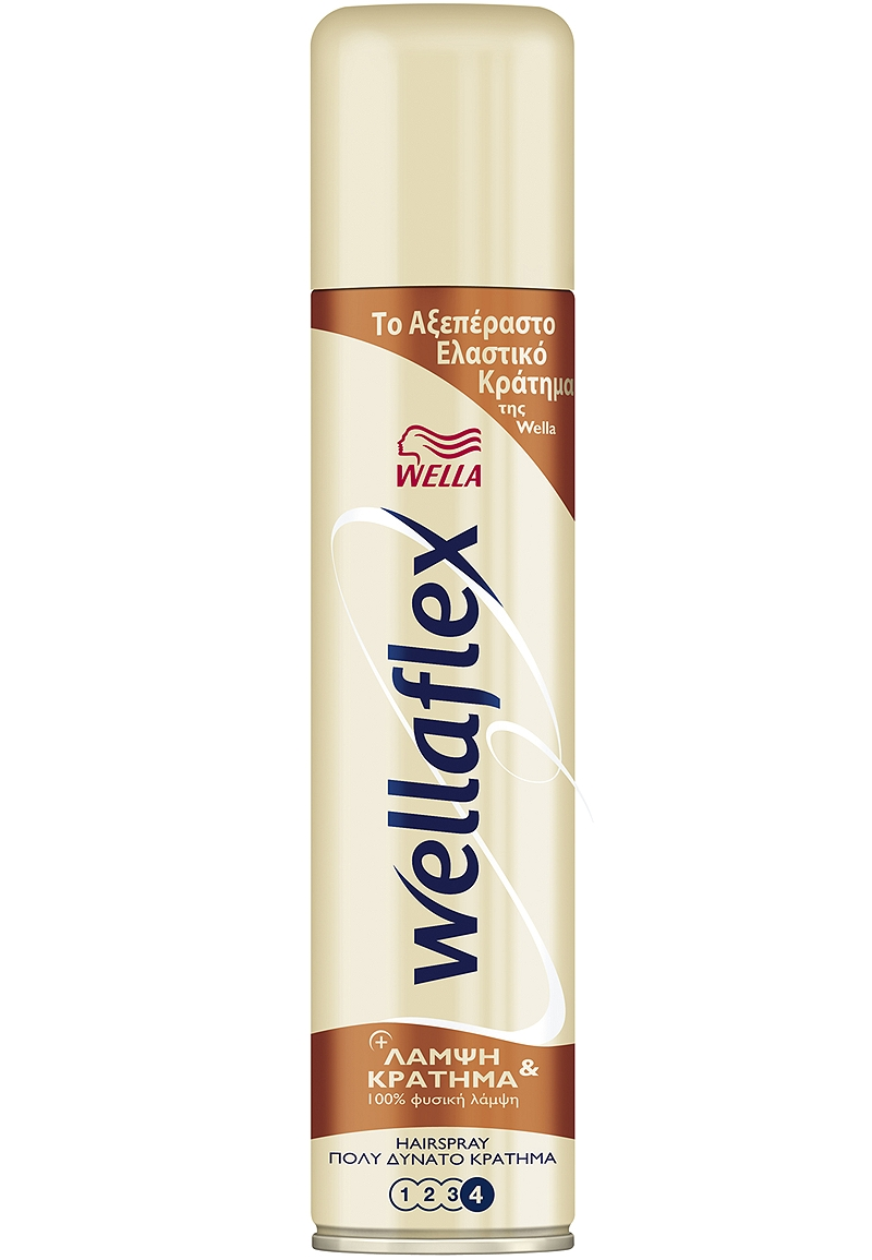 Spray Wellaflex Λάμψη 400 ml 4056800971251