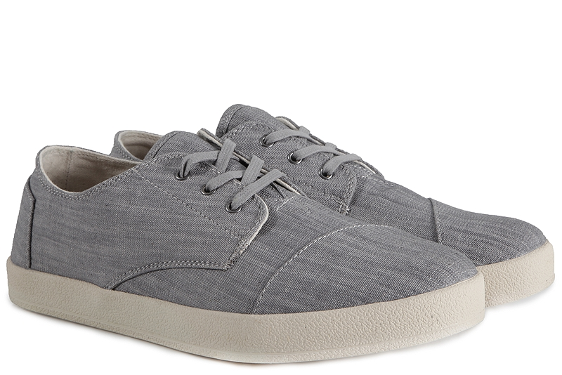 Sneaker Toms Grey Denim Paseo 10008089