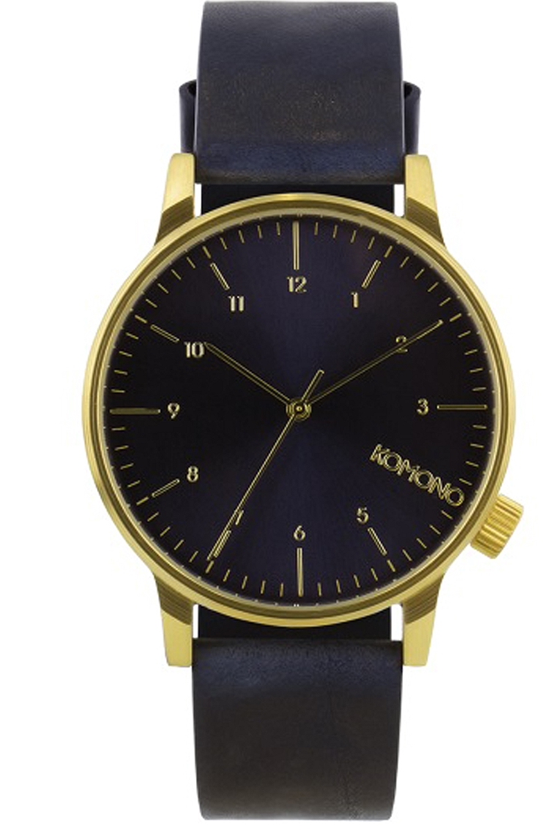 Ρολόι Χειρός Komono Winston Regal Blue KOM-W2251