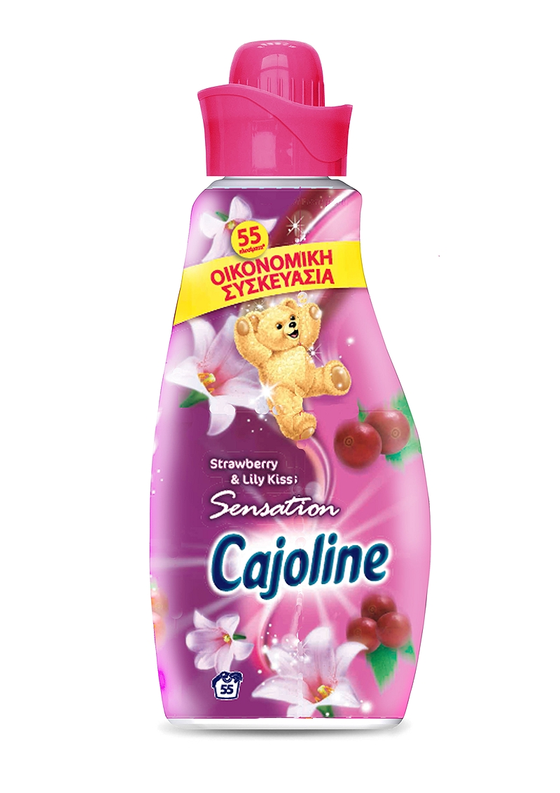 Μαλακτικό Cajoline Sensation Tiare Flower & Red Fruits 1,5lt 8711600284142