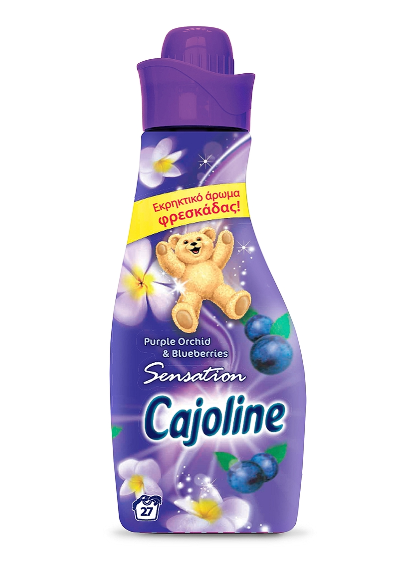 Μαλακτικό Cajoline Sensation Purple Orchid & Blueberries 750ml 8718114572185
