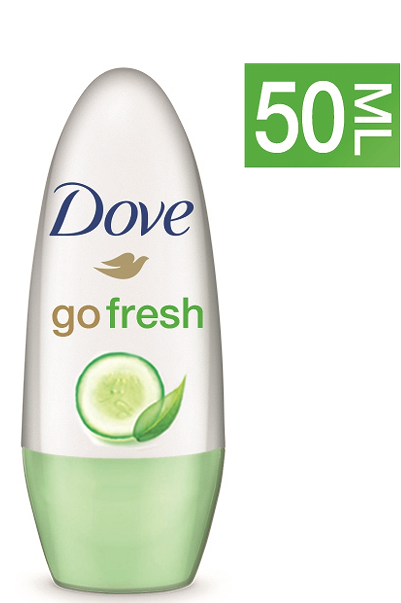 Αποσμητικό Rollon Dove Go Fresh 50ml 50096381
