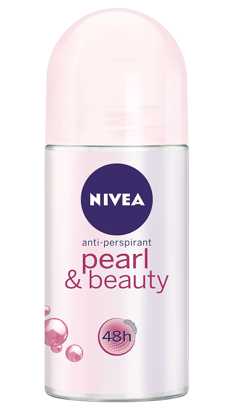 Αποσμητικό Rollon Nivea Pearl & Beauty 50ml 42242116