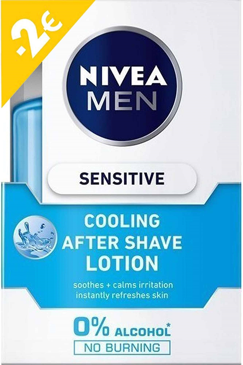 Nivea After Shave Lotion Sensitive Cooling 100ml -2€ 5201178025894