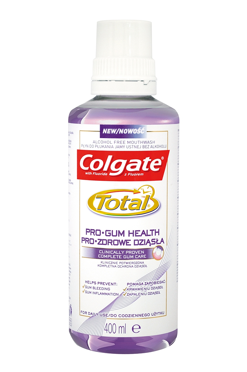 Colgate Total Pro Gum Health 400ml 8714789694535