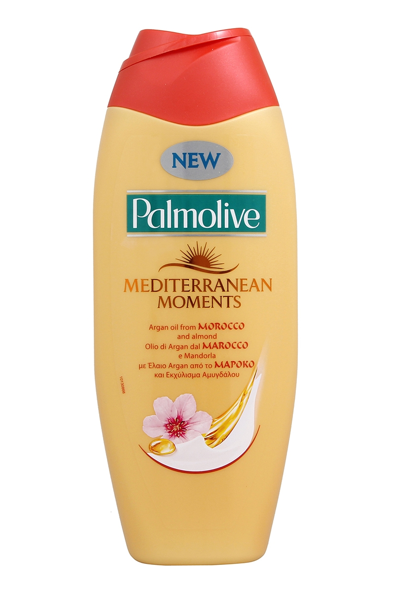 Αφρόλουτρο Palmolive Med Moments Argan Oil 500ml 8714789857626