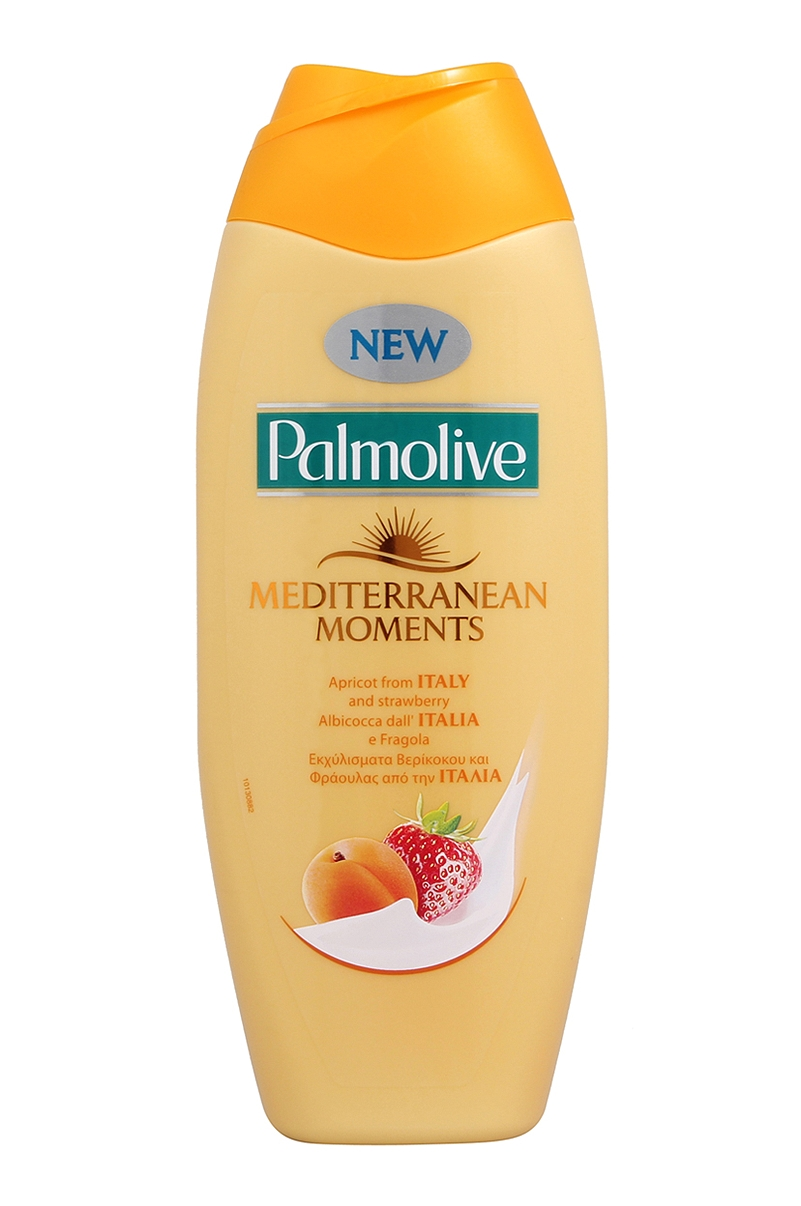 Αφρόλουτρο Palmolive Med Moments Strawberry 500ml 8714789857633