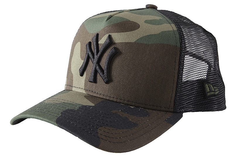 Καπέλο New Era Clean Trucker New York Yankees 11579473