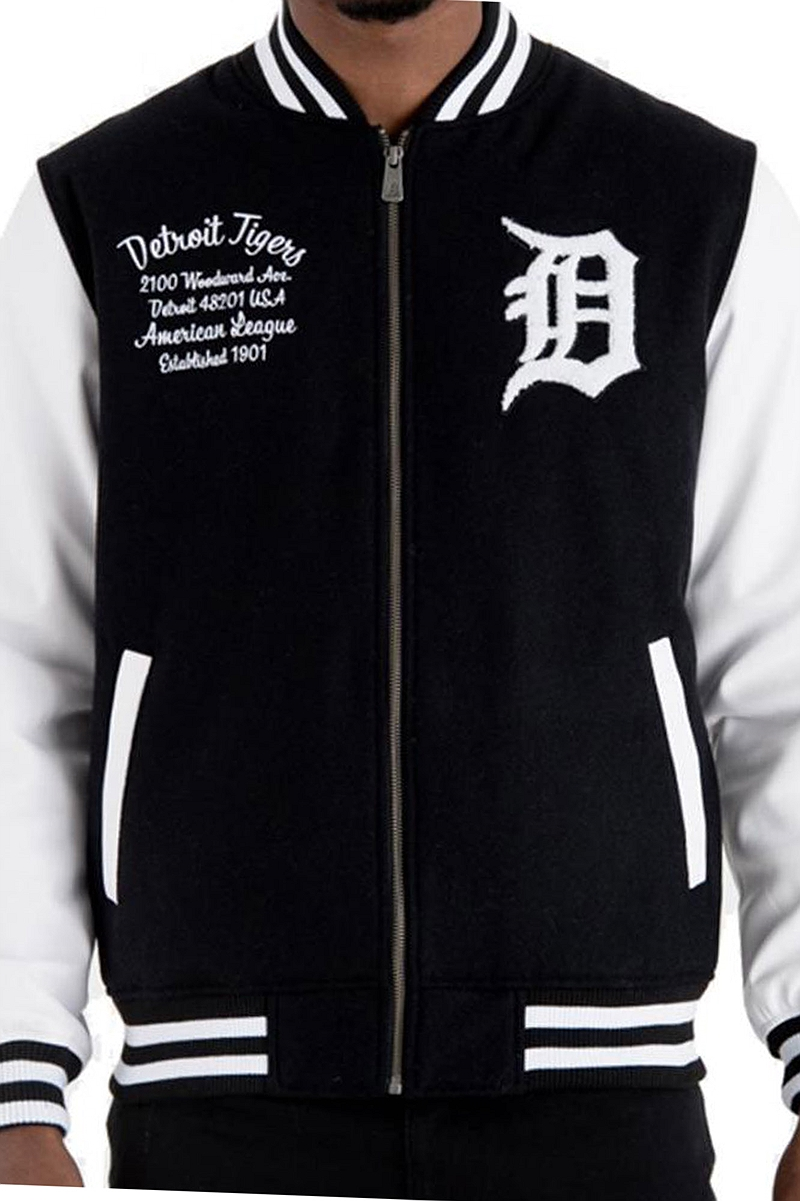 Μπουφάν New Era Post Grad Pack Detroit Tigers 11604044 30affb6a147