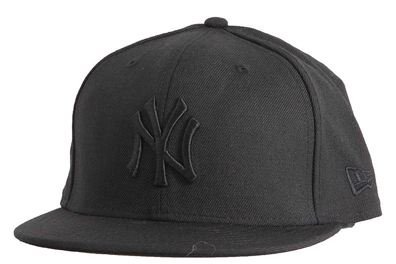 Καπέλο New Era Black On Black NY Yankees 59Fifty 10000103-01