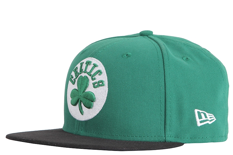 Καπέλο New Era NBA Basic Boston Celtics 59Fifty 10862336-GRN/BLK