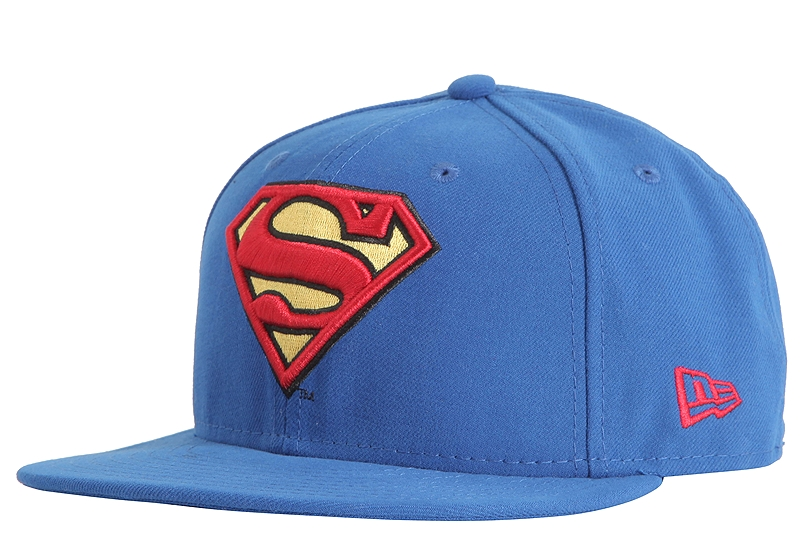 Καπέλο New Era Character Basic Superman 59Fifty 10862337-BLU/RED