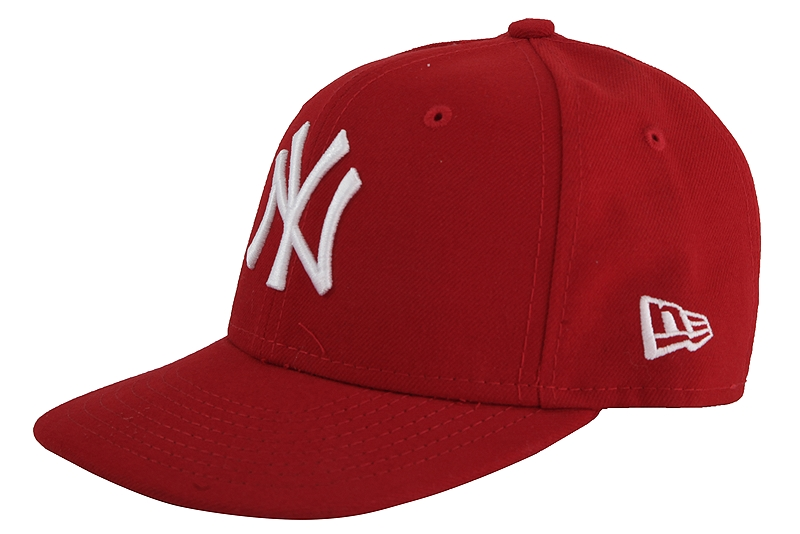 Καπέλο New Era K MLB League Basic NY Yankees 59Fifty 10879077-SCA/WHI