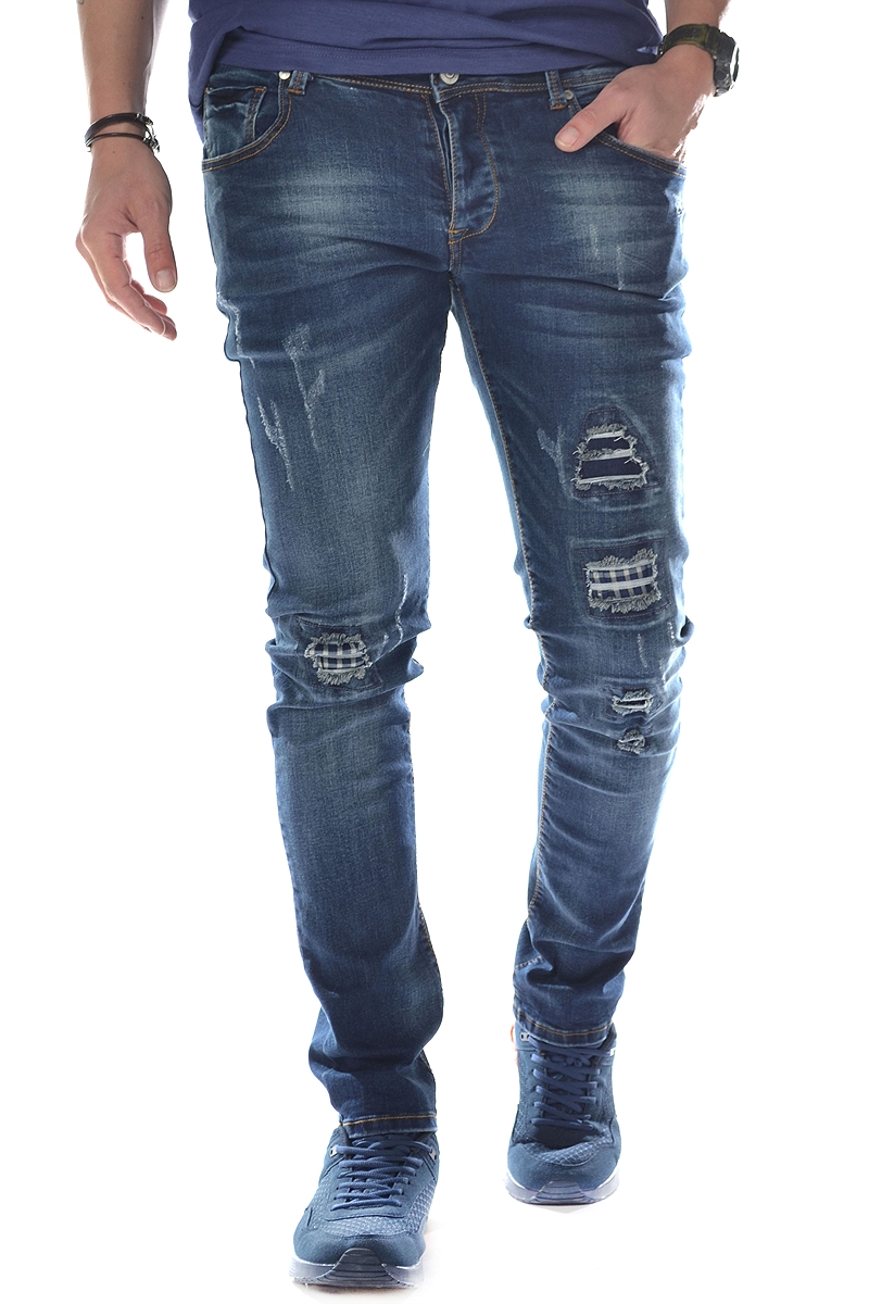Παντελόνι Jean Camaro Slim Fit 17001-355-1099