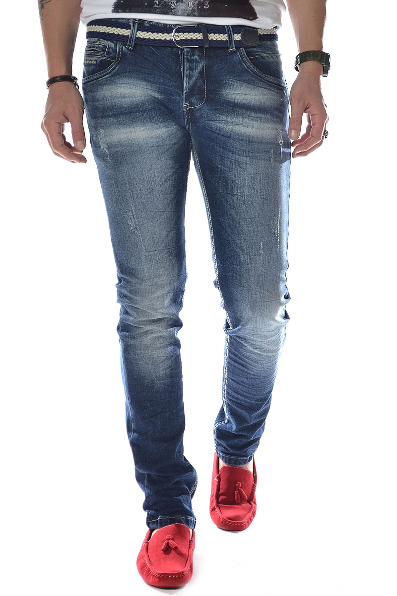Παντελόνι Jean Camaro Slim Fit 17001-356-0113
