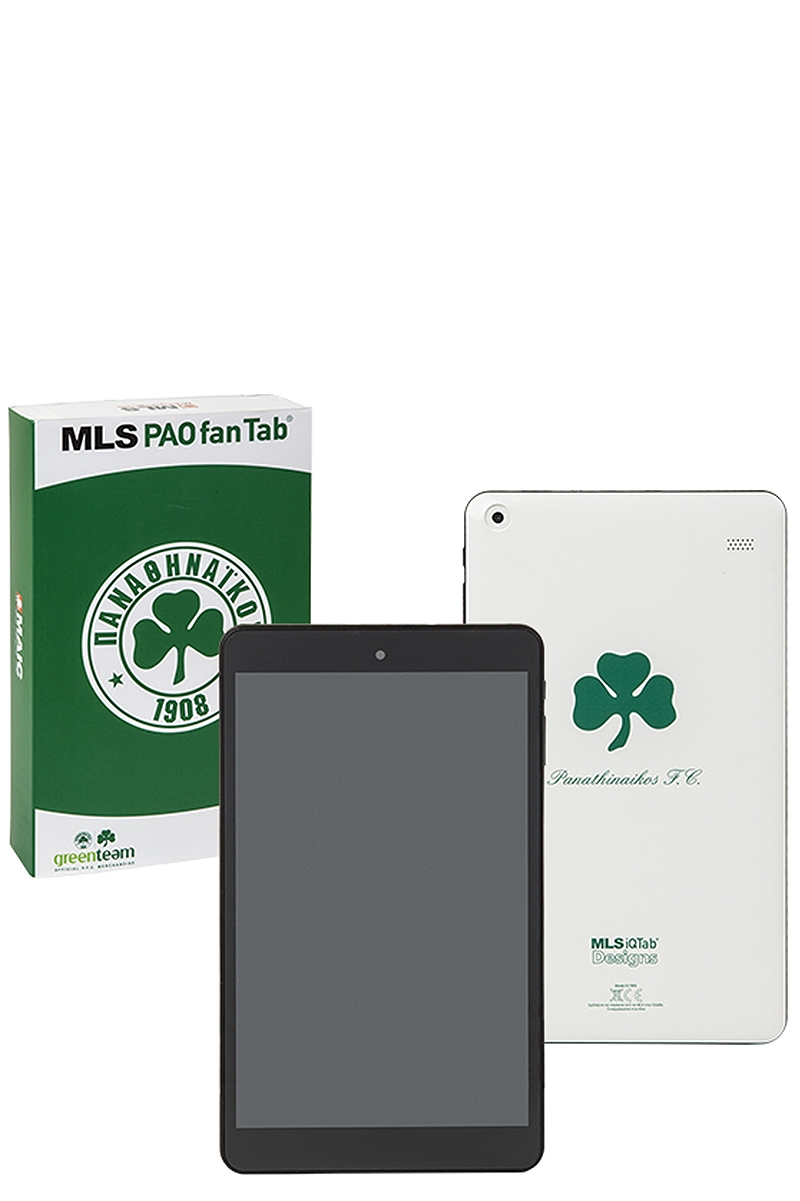 Panathinaikos Fan Tablet 48002001 sport   hobby   είδη ομάδων   fan collections