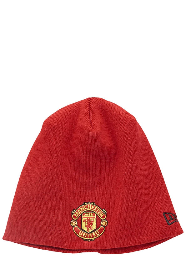 Σκουφί Manchester United New Era Basic TS-MU51-BASIC-BEANIE