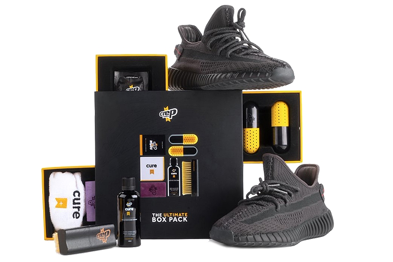 Crep Protect The Ultimate Shoe Care Pack Crep Ultimate Gift Pack