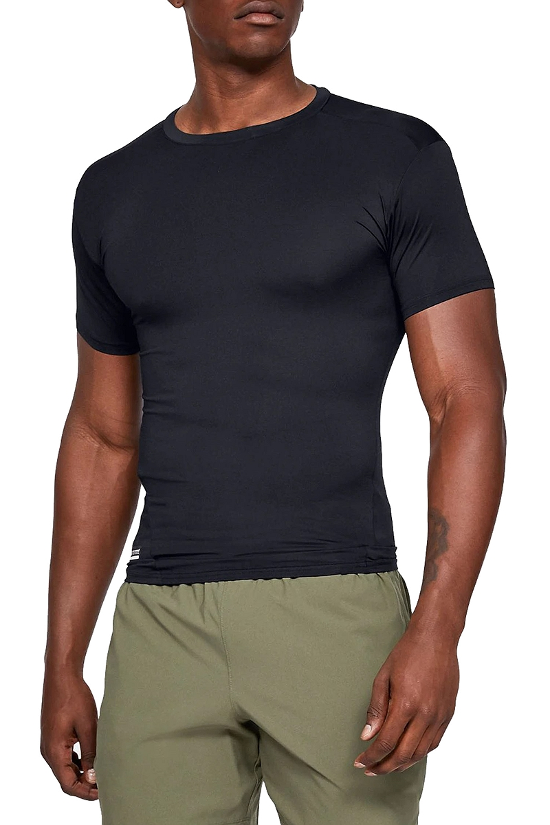 Μπλούζα Κοντομάνικη Under Armour Tactical HeatGear® Compression 1216007-001