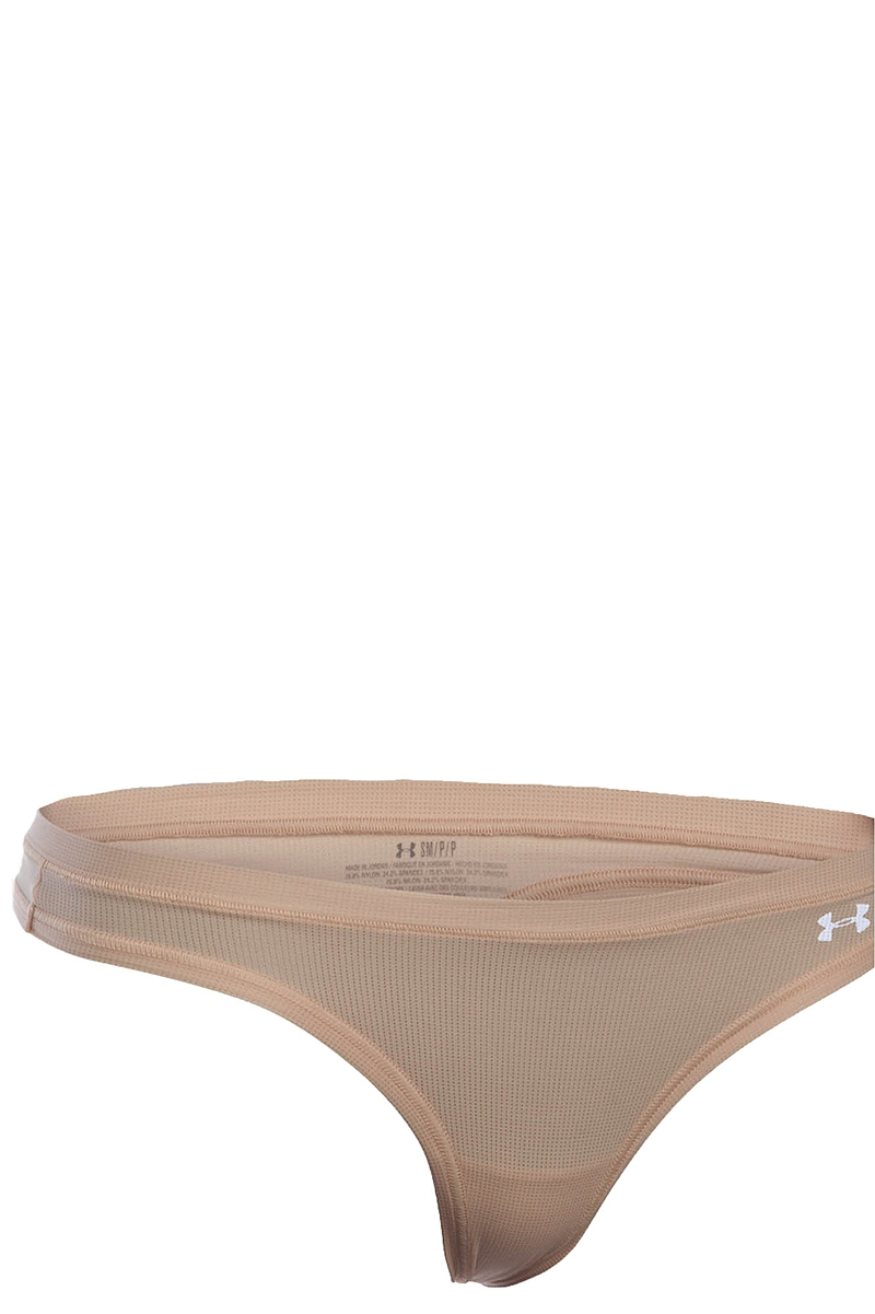 Σλιπ Under Armour Pure Stretch Sheer Thong 1276494-295